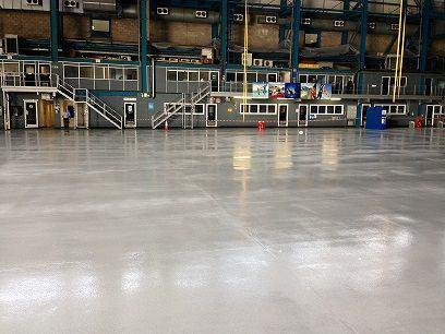 Thomas Cook - Hangar Floor