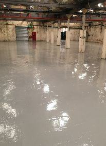 Caligen Foam - Accrington June 2017